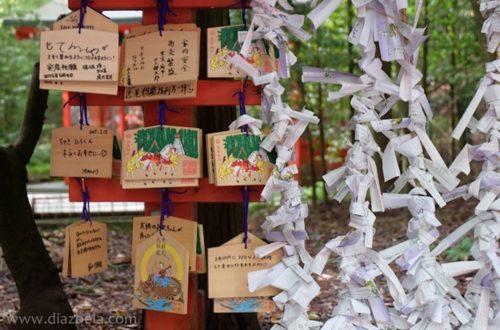 Kumpulan-Uma-di-Jinja-Shrine-Hakone