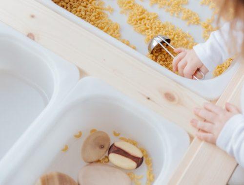 Manfaat Sensory Play Sebagai Langkah Awal Anak Belajar Menulis