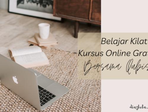 Belajar Kilat di Kursus Online Gratis Qubisa